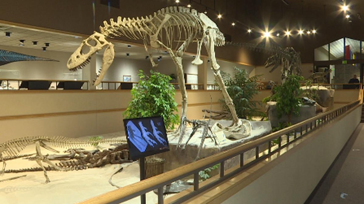 Dickinson's Dinosaur Museum