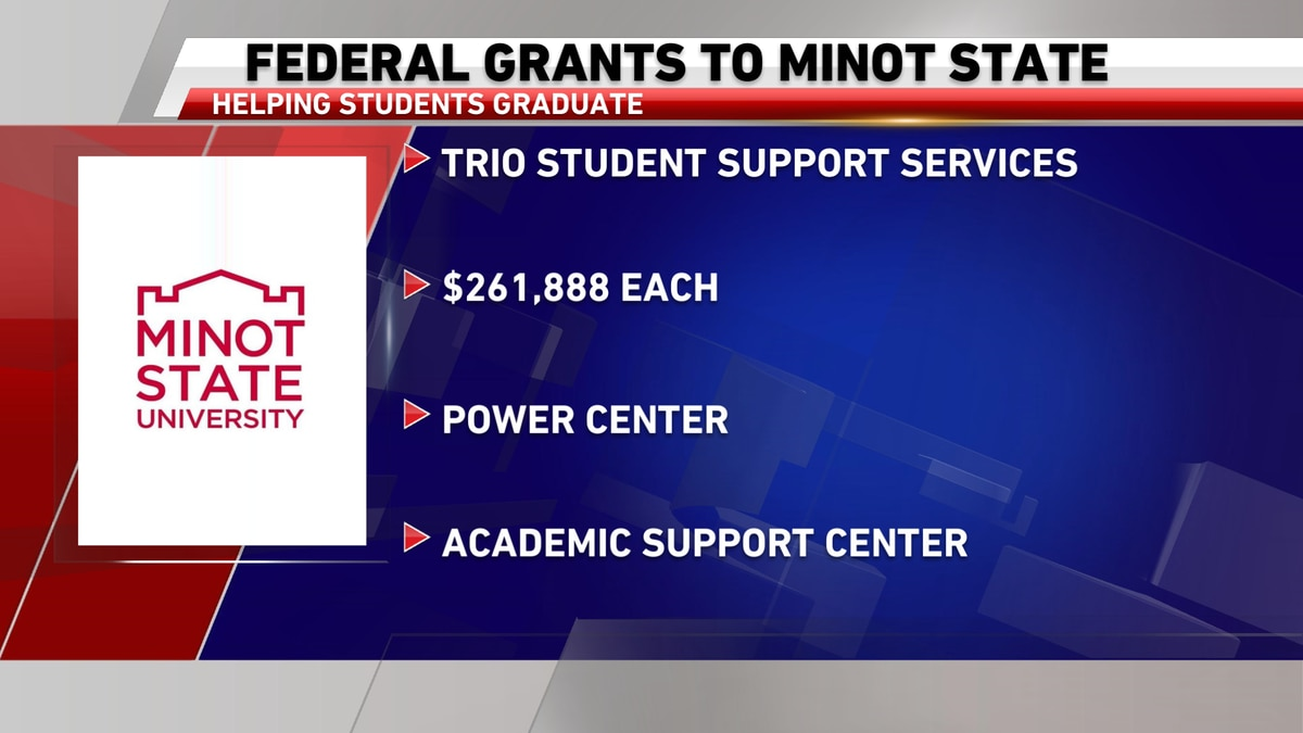 Minot State POWER Center grant