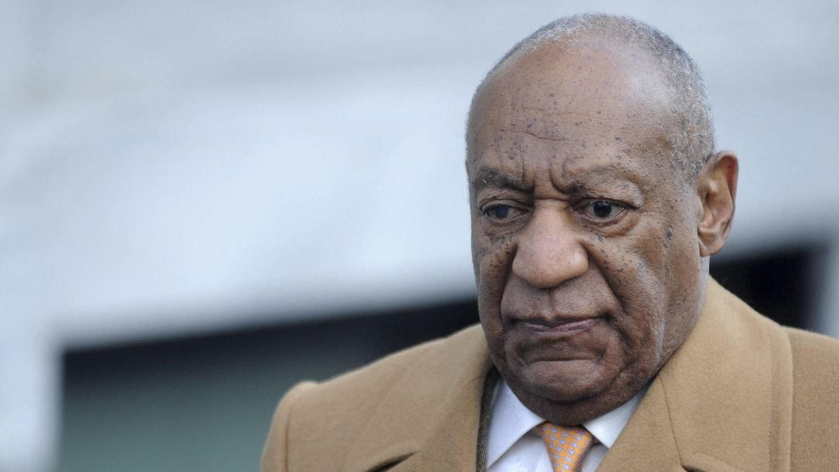 This Nov. 25, 2019 file photo shows Bill Cosby in Norristown, Pennsylvania.(Source: Dennis Van...
