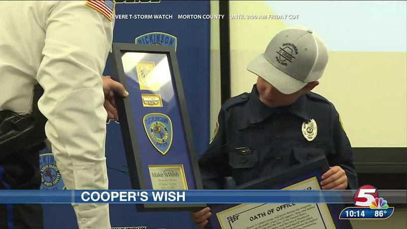 Cooper's Wish