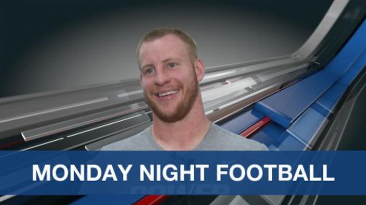 Monday Night Football Carson Wentz