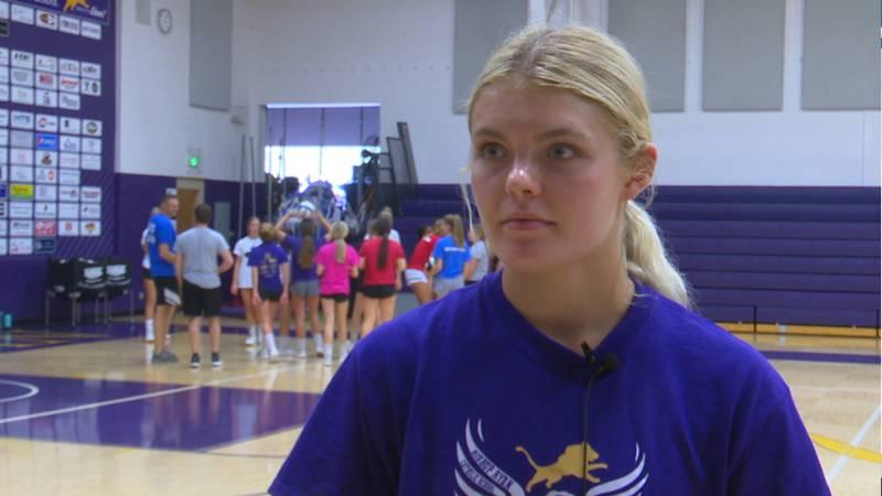 United Community Bank Athlete of the Week: Berkley Lundeen
