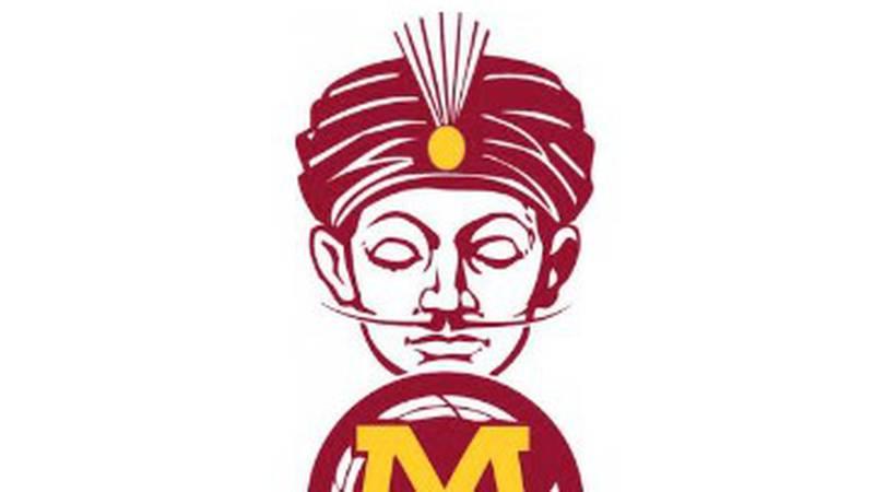 Minot Magicians logo
