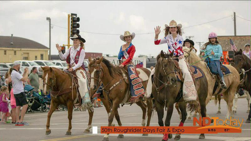 50th Roughrider Days Fair & Expo