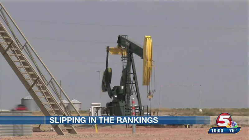ND's national standing in oil might be slipping