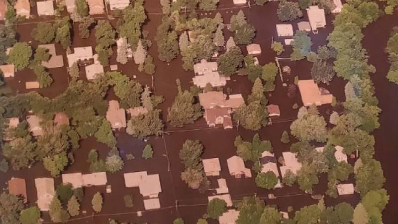 Minot 2011 Flood