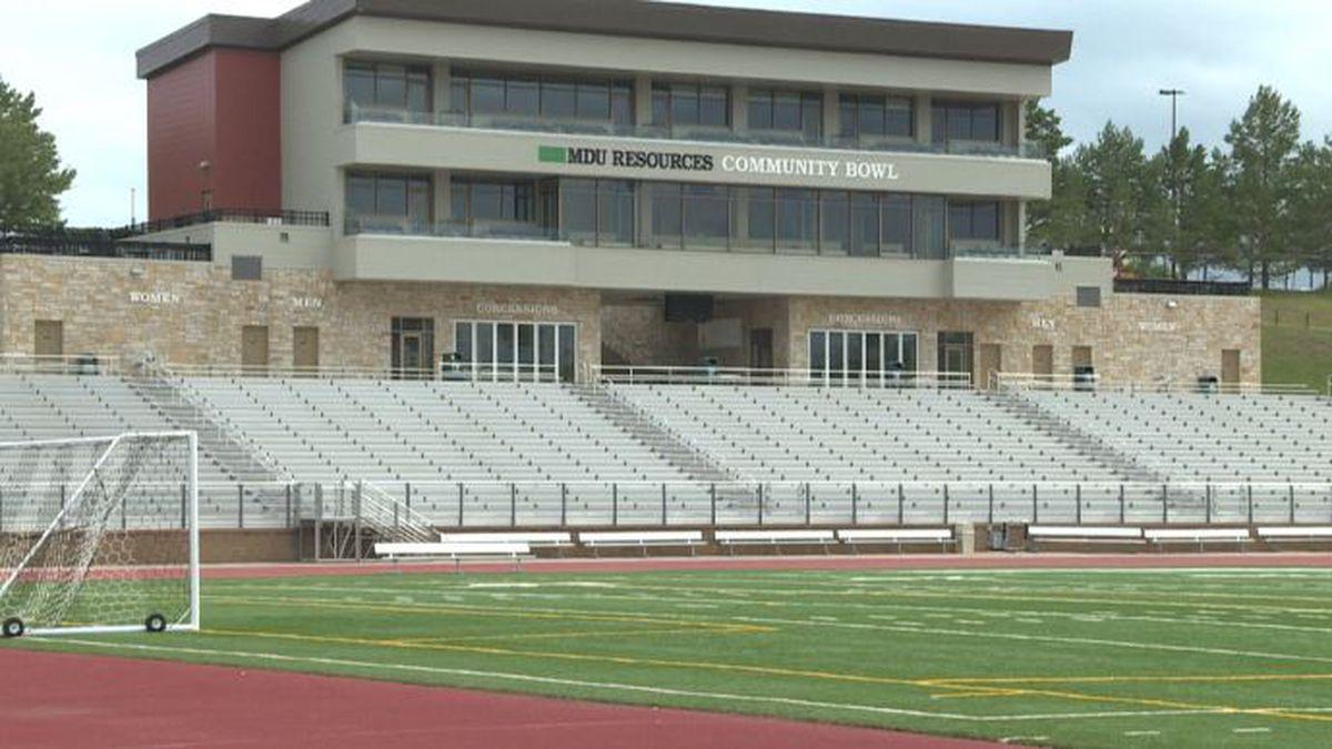Bismarck State College's MDU Resources Community Bowl