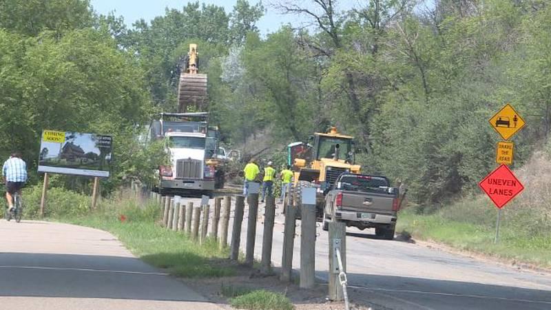 River Road Construction