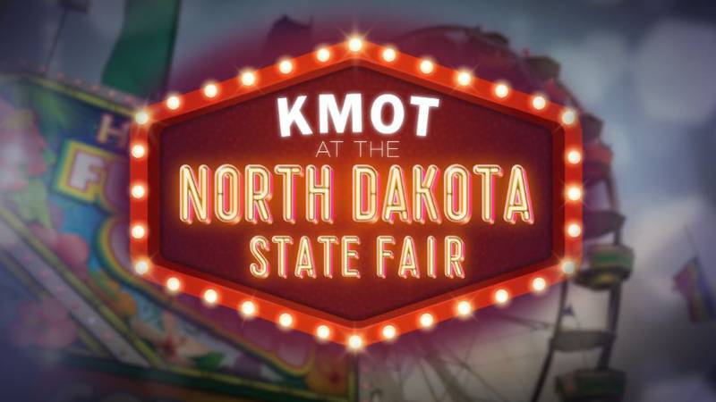 KMOT at the State Fair