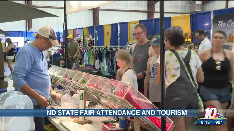 Record-setting year for ND State Fair attendance