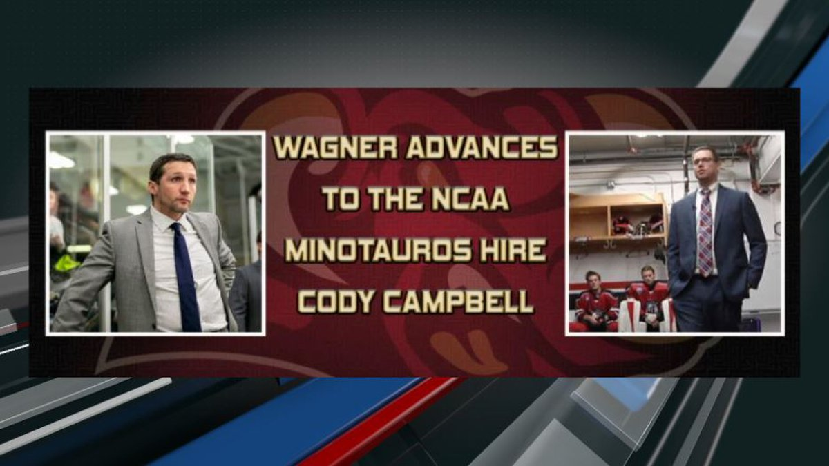 Minotauros hire Cody Campbell