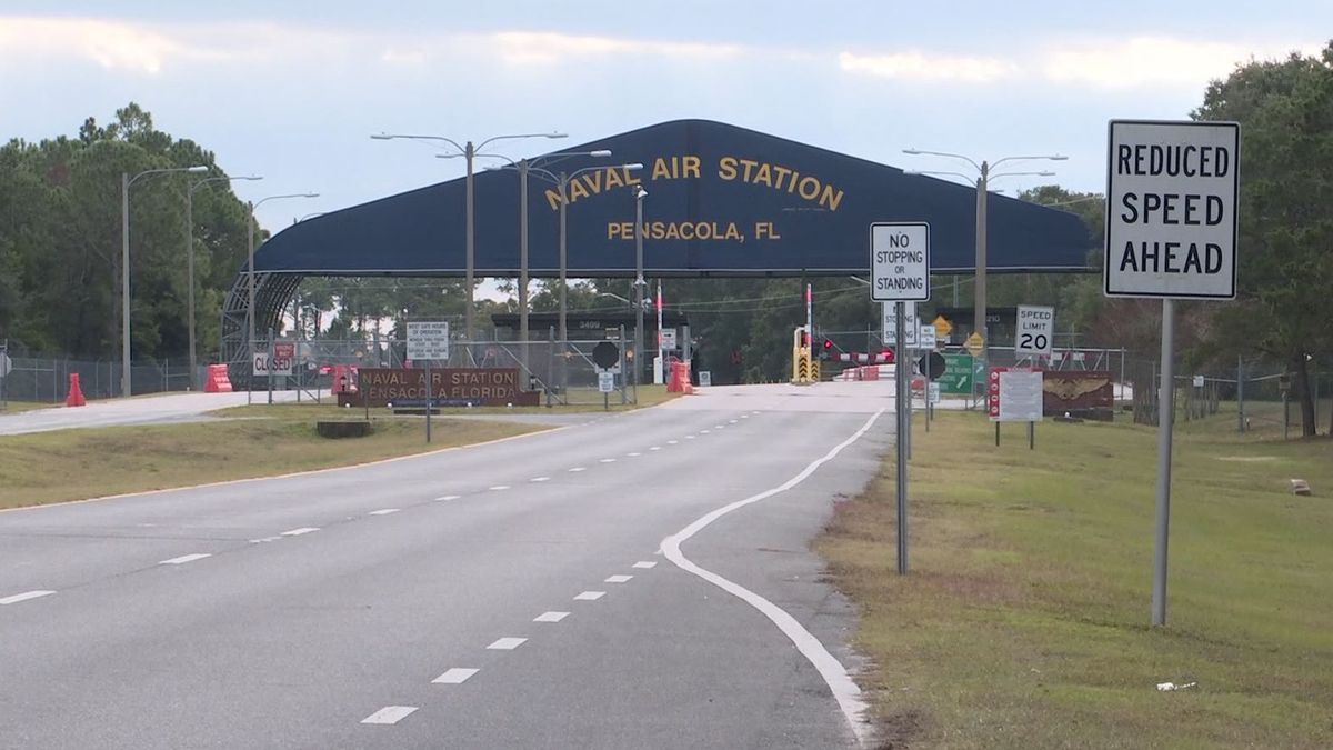 A shooter at Naval Air Station Pensacola on Friday killed at least three people and wounded several others. The suspect also is dead. (Source: CNN)