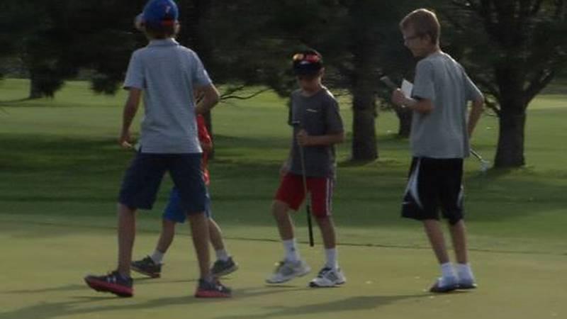 Minot-area golf courses