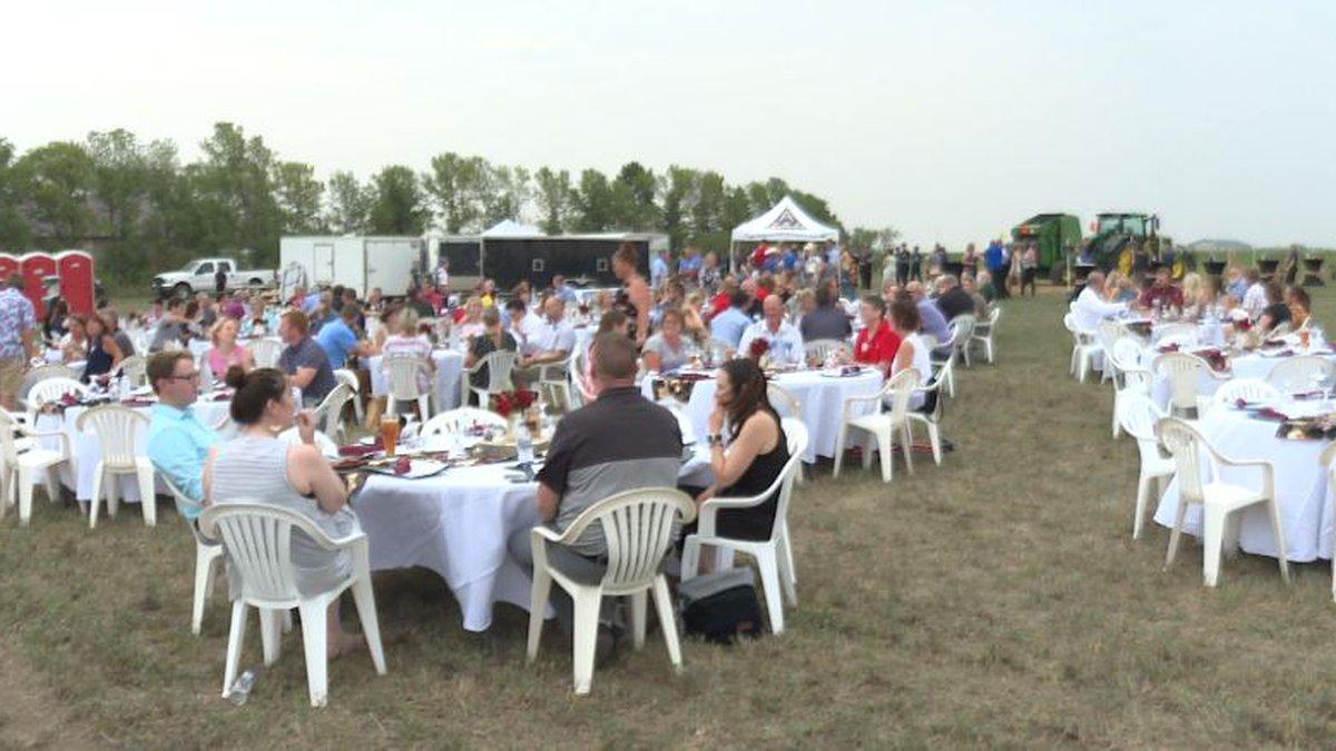 Dinner on the Prairie