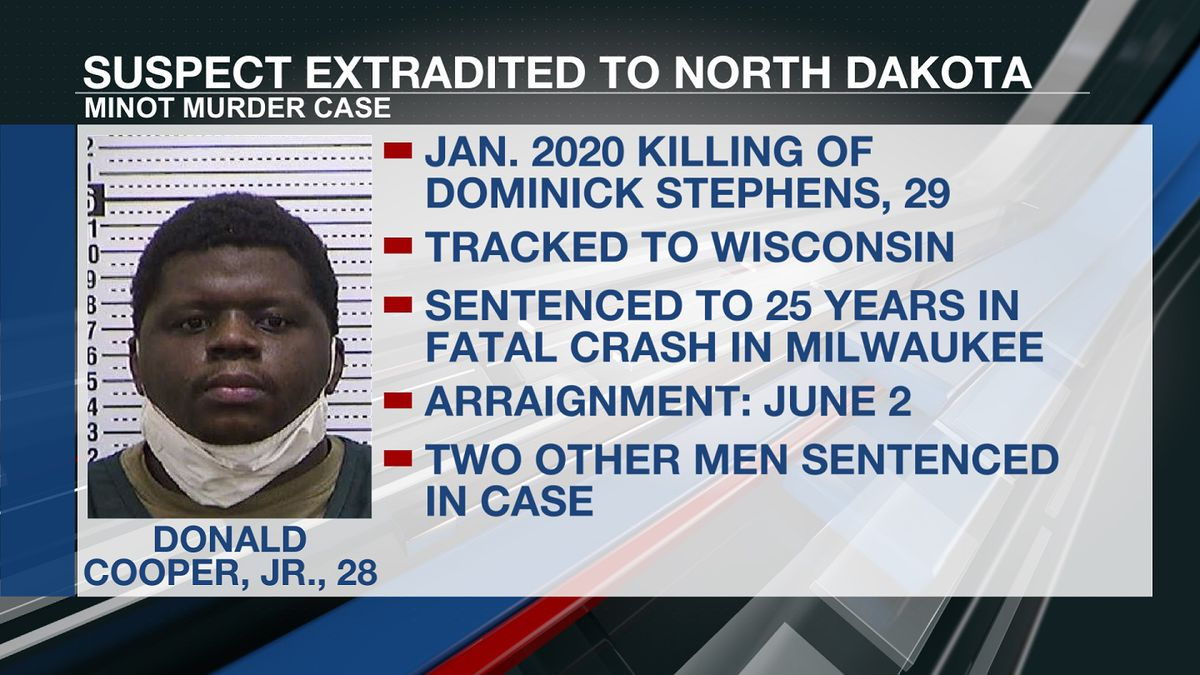 Prosecutors charged 28-year-old Donald Cooper, Jr., as an accomplice to murder, in the January...