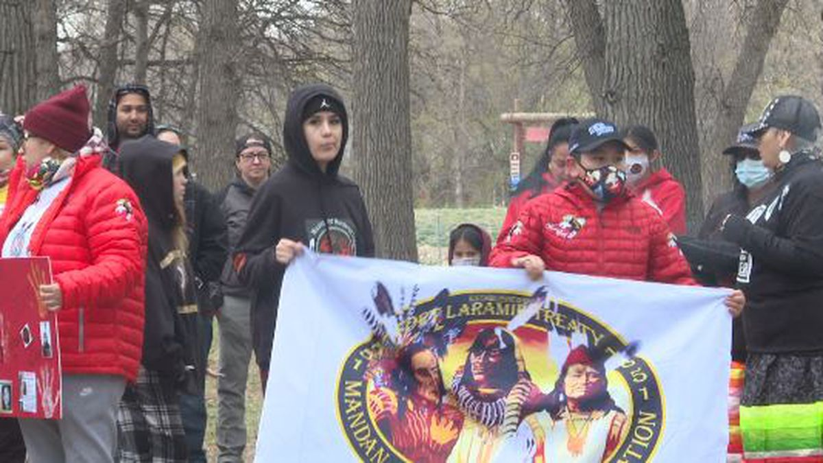 Missing and Murdered Indigenous People