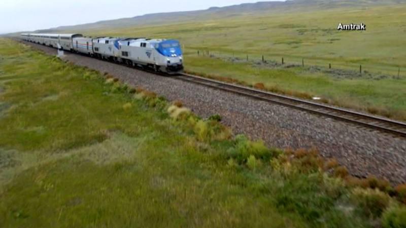 Passenger rail to North Dakota, Montana
