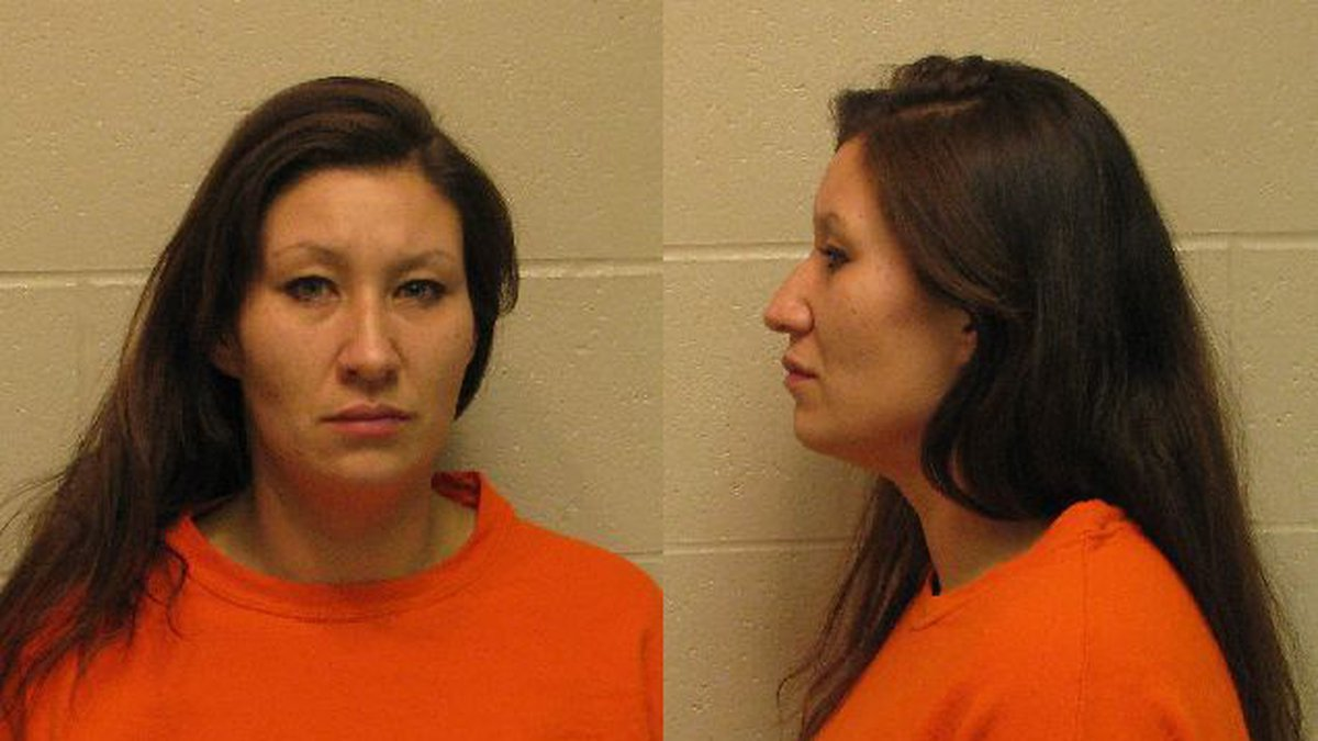 36 year old Kristina Jo Budke was speeding on the westbound lane of 1st Avenue North, and then...