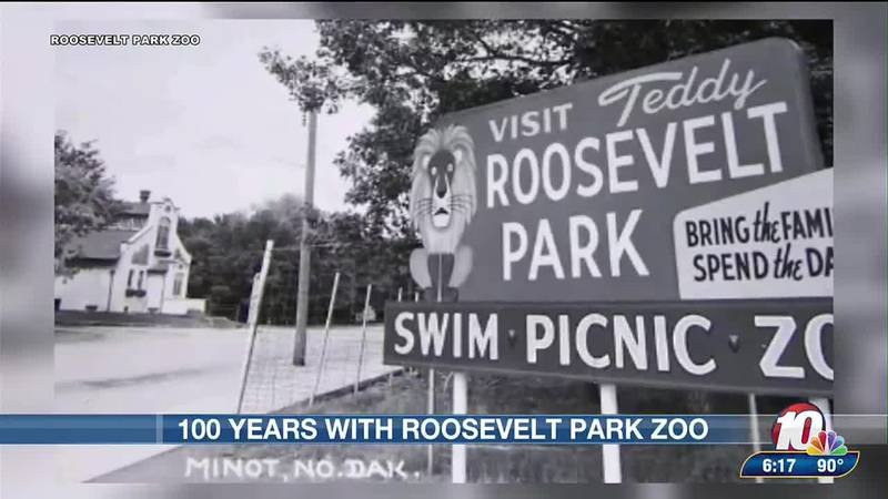Roosevelt Park Zoo prepares for 100 year celebration