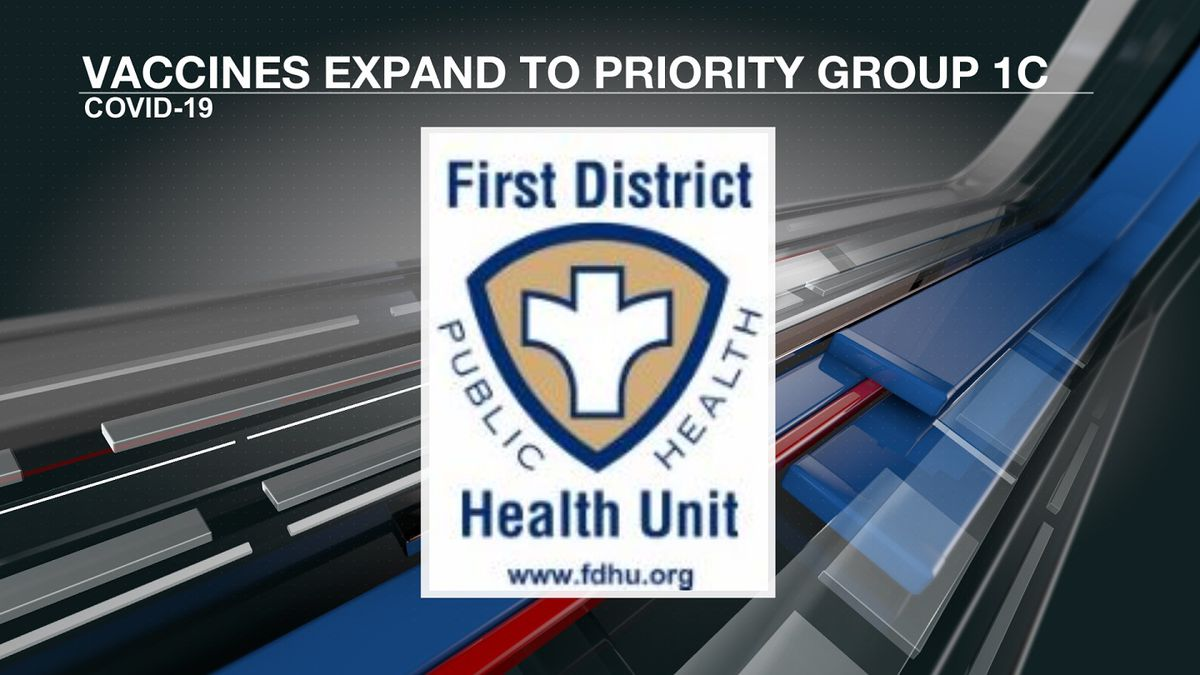 First District Health Unit