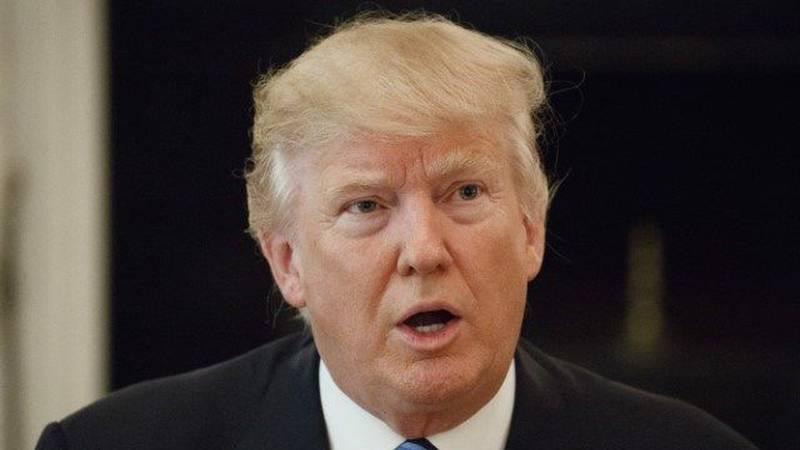 President Donald Trump (Source: AP Images)