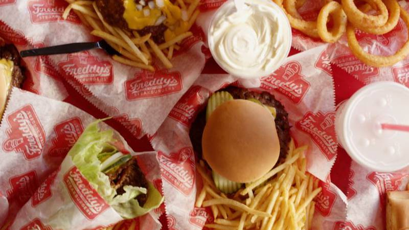 Food from Freddy's