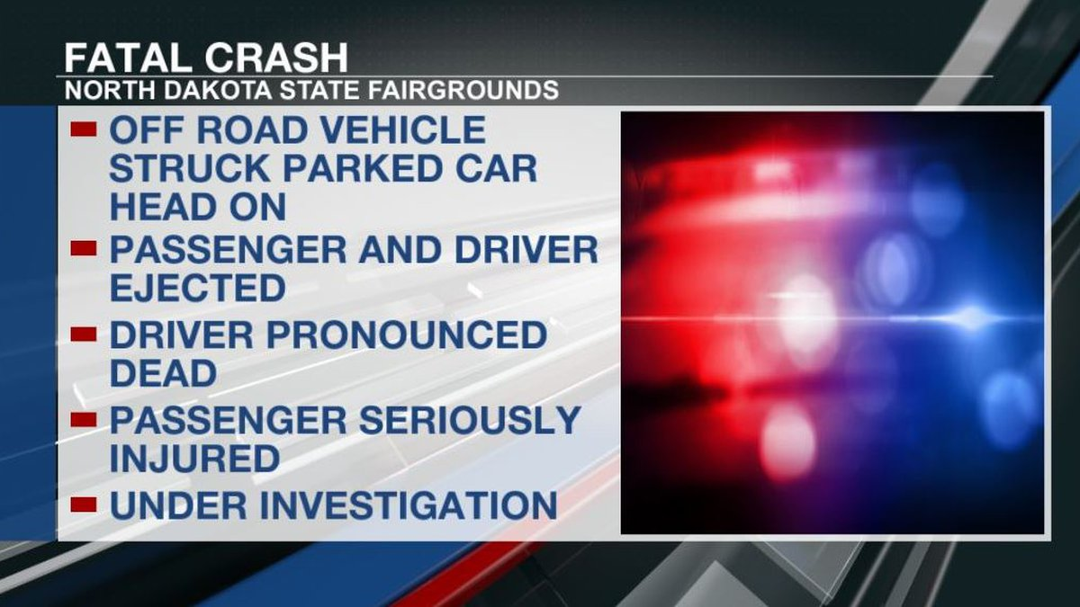 Minot fatal crash