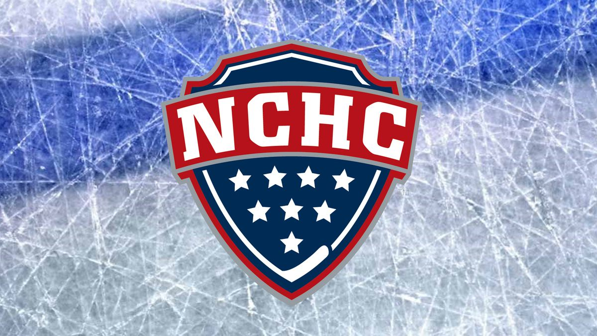 National Collegiate Hockey Conference (NCHC) logo