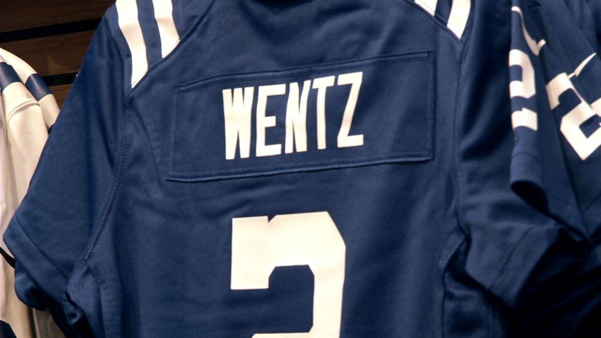 Carson Wentz Jerzy