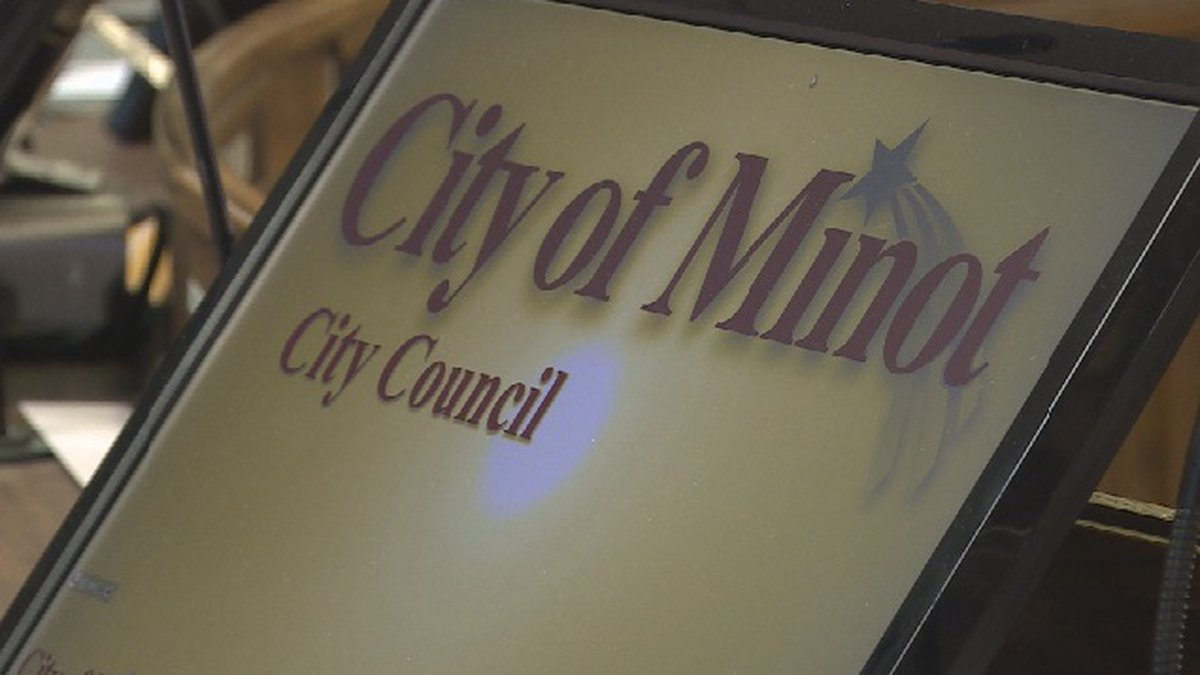 City of Minot City Council