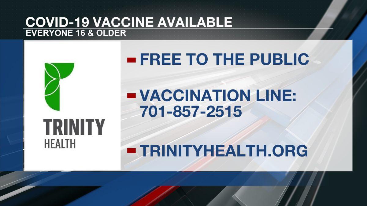 Trinity Health COVID-19 Vaccine