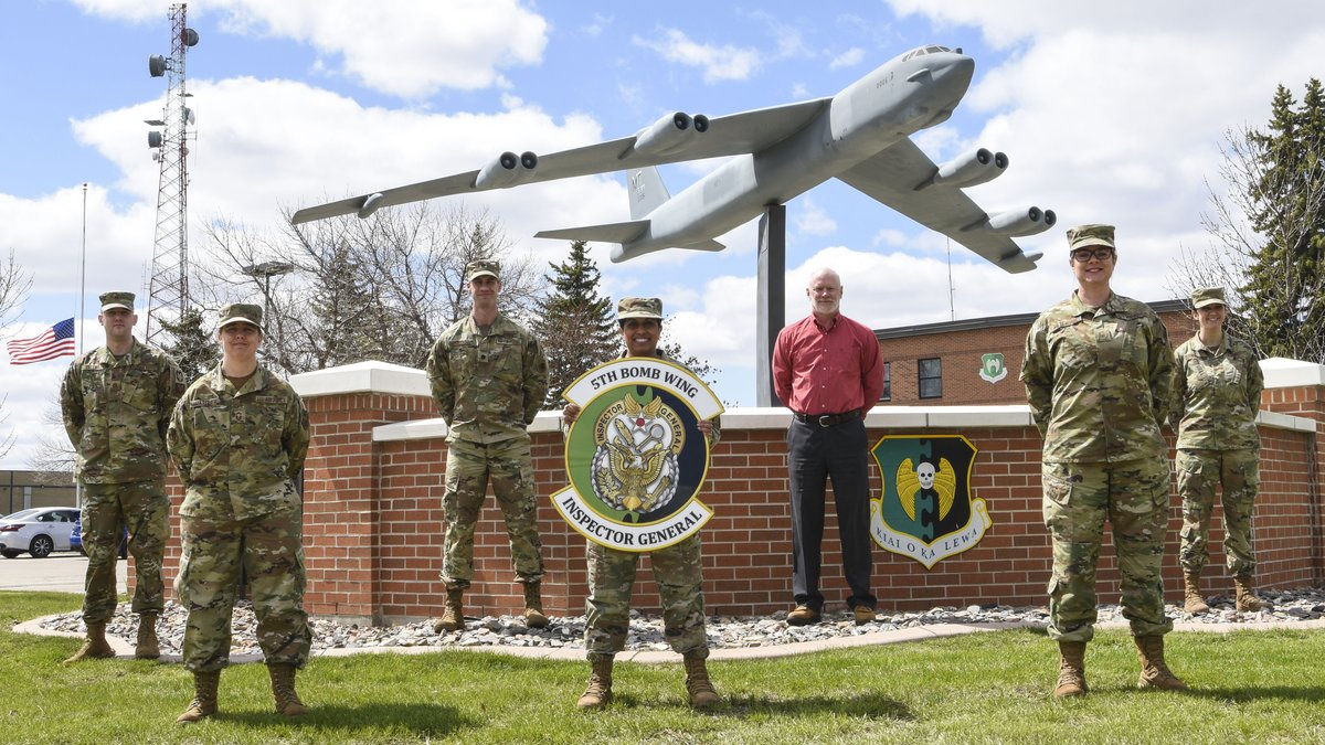 Photo courtesy: Minot Air Force Base