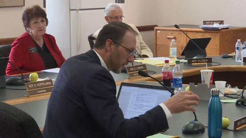 N.D. interim judiciary committee