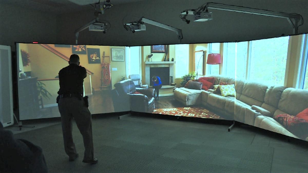 Law enforcement officers training course