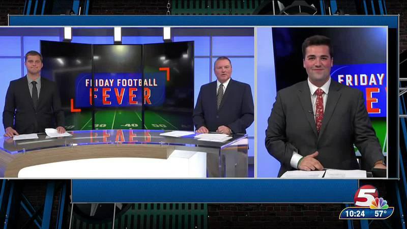 Friday Football Fever 10/08/21 Part 2