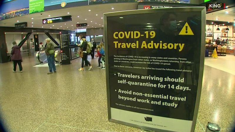Hospitalizations and COVID-19 cases soar as the United States enters one of the busiest travel...