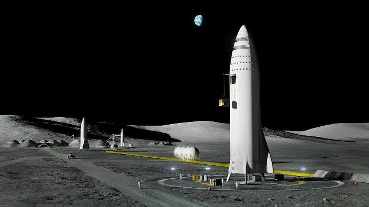 FILE - This artist's rendering made available by Elon Musk on Friday, Sept. 29, 2017 shows...