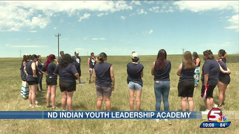 ND Indian Youth Leadership Academy