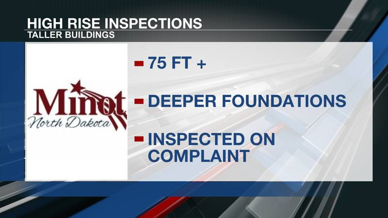 high-rise building inspections