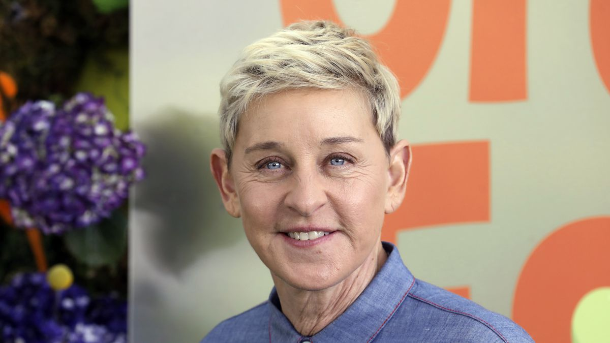 DeGeneres apologized to the staff of her daytime TV talk show amid an internal company investigation of complaints of a difficult and unfair workplace.