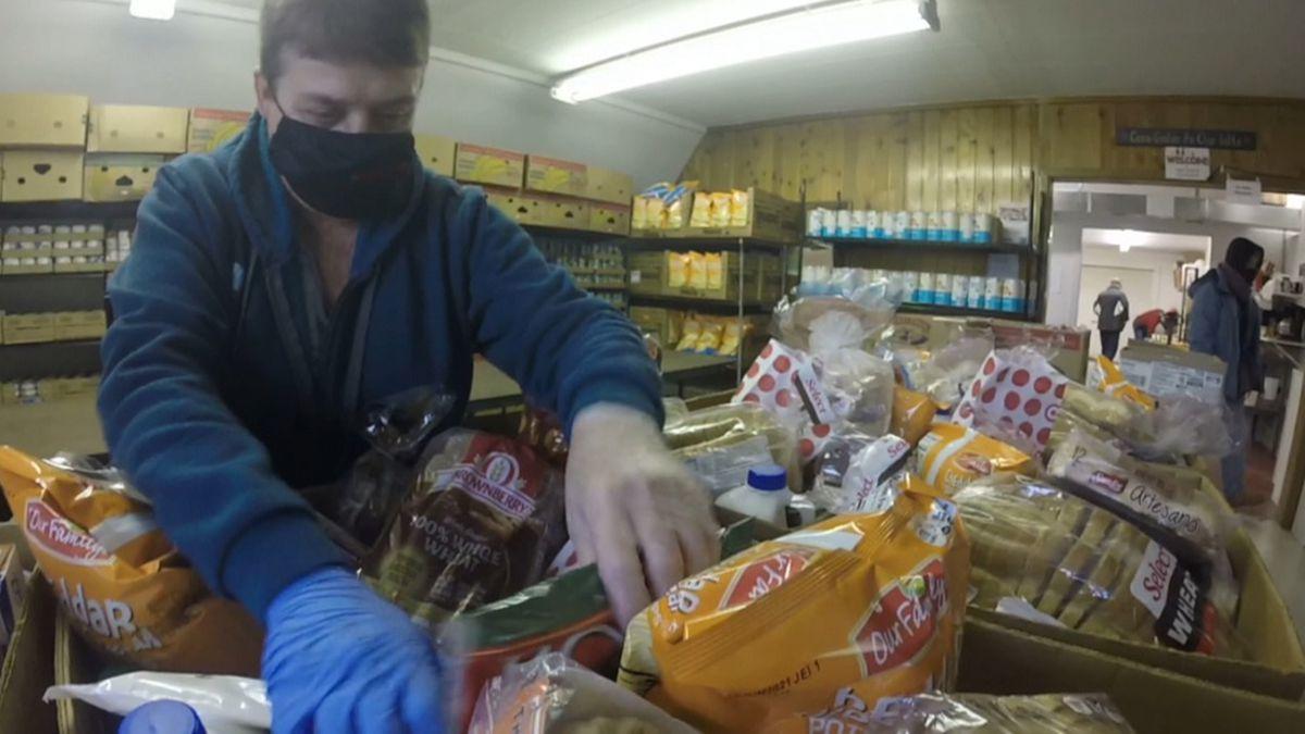 Lord's Cupboard Food Pantry