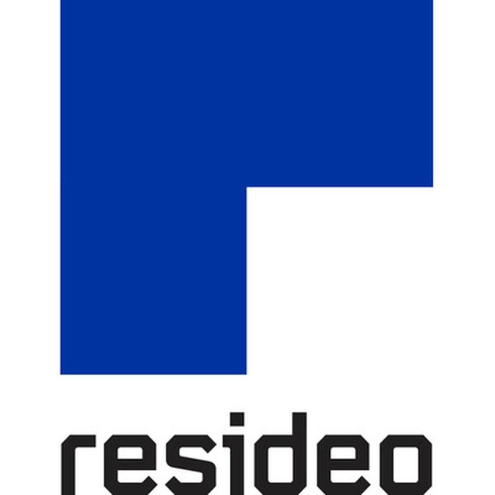 Resideo logo (PRNewsfoto/Resideo)