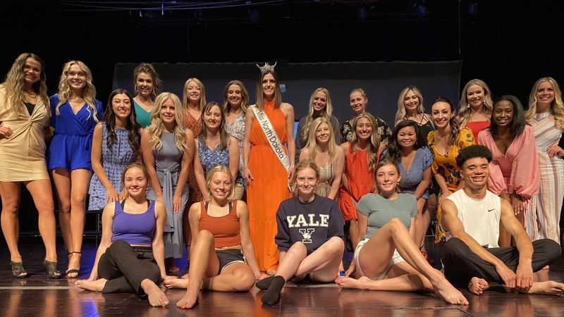 Miss N.D. Contest