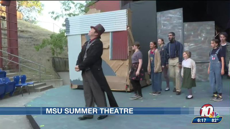 MSU Summer Theatre premieres 56th season with world of pure imagination