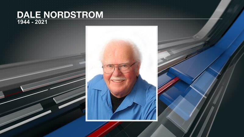 Nodak Speedway race fans and staff will be without Dale Nordstrom at the track.