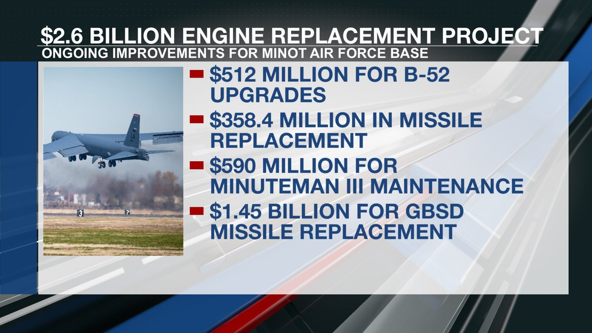 B-52 engine replacement