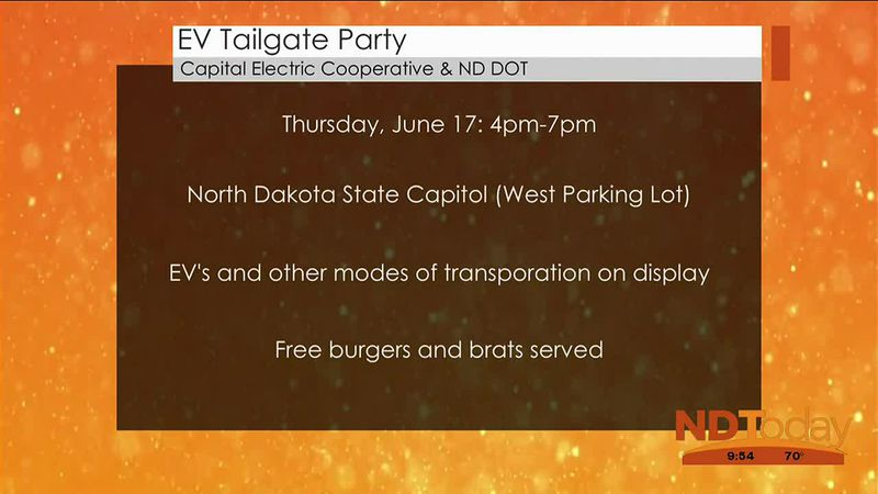 EV Tailgate Party