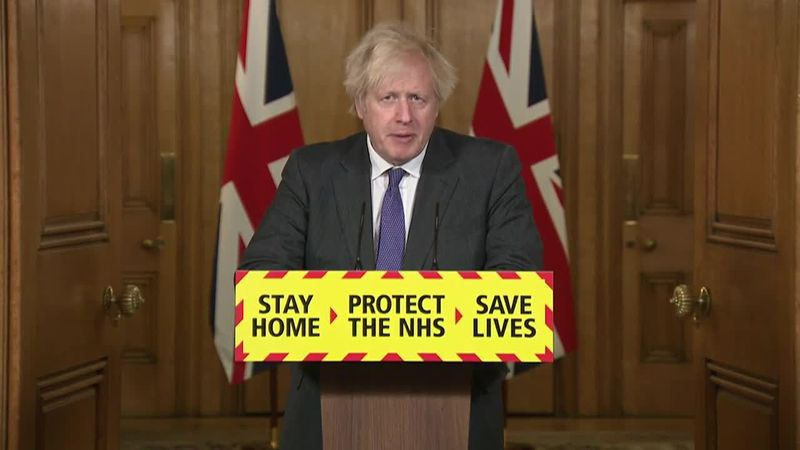 UK Prime Minister Boris Johnson said Friday that the Covid variant found in the UK may have a...