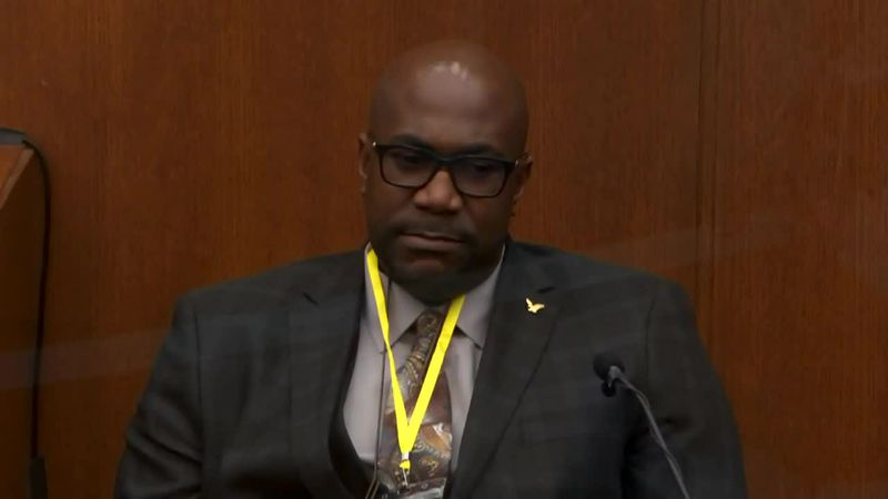 Philonise Floyd, brother of George Floyd, got emotional during his testimony as the prosecution...