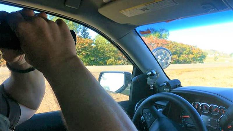 North Dakota Highway Patrol interdiction team
